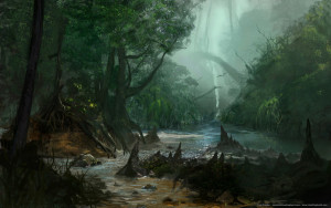 Deep Jungle by lyno3ghe
