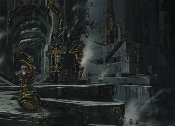 Campaign bible archives dwarven automata for Find architects online